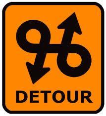 Detours, Roadblocks and SpeedBumps