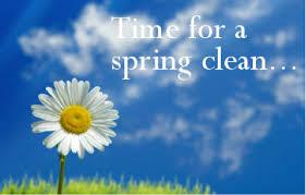 spring clean 4
