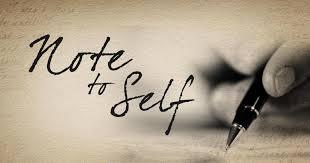Dear Younger Self,